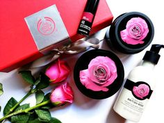 The Body Shop Spring Giveaway #BritishRose