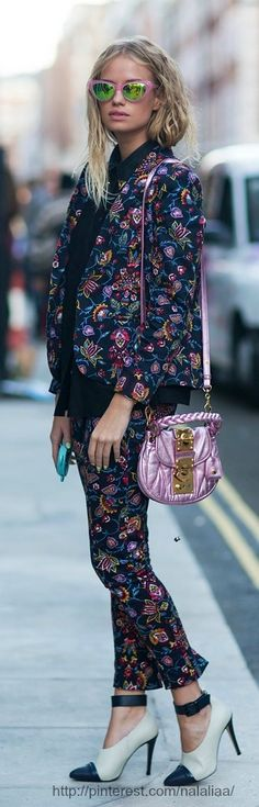 Street style ♥ #fashion #streetstyle