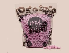 Chocolate 38174: Light Pink Mandm S Milk Chocolate Candies - 2Lb Bag, Approx 1,000 Pieces -> BUY IT NOW ONLY: $34.99 on eBay!