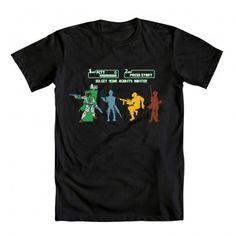 select-bounty-hunter tees shirts