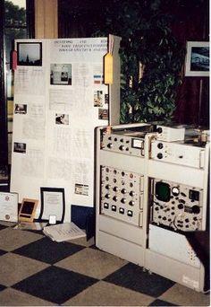 Radio telescope receiving system