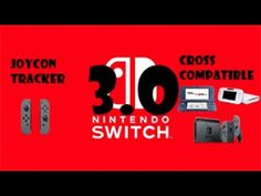 NINTENDO SWITCH 3.0 UPDATE JOYCON TRACKER AND MORE Nintendo Switch, Gaming, Youtube, Videogames, Game, Youtubers, Youtube Movies