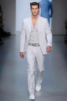 Image result for white casual mens fashion