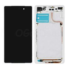 For Sony Xperia #Z2 #LCD & Touch Screen Assembly With Frame Replacement- Black/White @ http://www.ogodeal.com/for-sony-xperia-z2-lcd-digitizer-touch-screen-assembly-with-frame-black-white.html