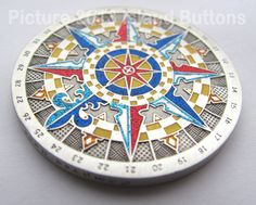 201 Best Compass Roses Images Compass Accessories