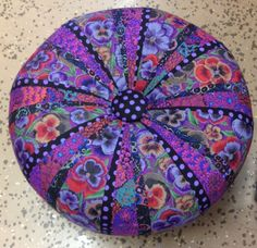 Sew Colorful Tuffet