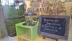 Dégustation de chocolats à la #Chartreuse chez Mazet à Paris avec SantaTecla 2006
