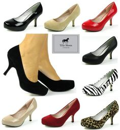 strap shoes with a bit of a heel were very popular among young ...