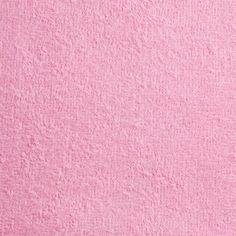Frottee, Oeko-Tex Standard 100, rosa