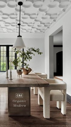 Dining Decor, Dining Room Design, Dining Room Furniture, Dining Table, Dream Home Design, Home Interior Design, Modern House Design, Living Room Inspiration, Home Decor Inspiration