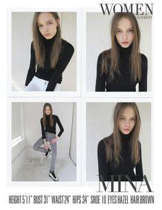 Women Models S/S 15