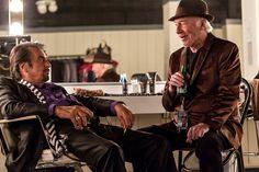 Al Pacino se mete a vieja gloria del rock en el tráiler de 'Danny Collins'