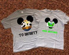 Disney couple shirts   Etsy Disney Couple Shirts, Disney Couples, Shopping, Etsy