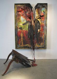 "Opens Tonight, Apr 5, 6-8p:    ""Altered States""   Valerie Hegarty    Marlborough Chelsea, 545 W25nd St., NYC"