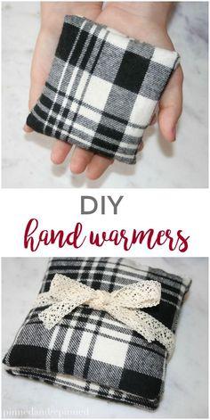 DIY Hand Warmers usi