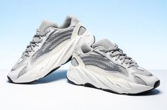 8add30be77ea9 adidas yeezy boost 700 static white grey gray 2018 2018 december january  details buy where release date price sneaker new kanye west sneakers shoes