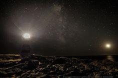 Brier Island Light, Brier Island, Nova Scotia