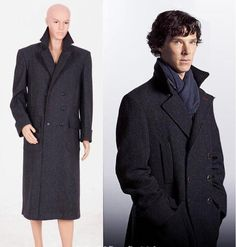 New Sherlock Holmes Cape Coat Cosplay Costume Sherlock Holmes Coat Adult Cosplay Costume Movie Sherlock Holmes Outfit