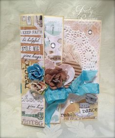 Judy Rozema -Featured Stamper -FS374