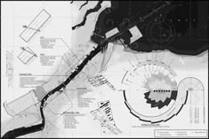Masterplan and schedule of the expanded Geologics. Image © The Open Workshop