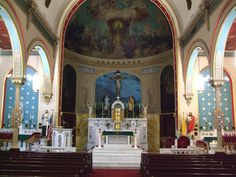 About Us | St. Leo the Great Roman Catholic Church | Little Italy, Baltimore, Maryland