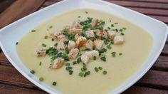 Zupa krem z pora-niesamowita w smaku