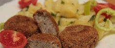 I enjoy health food, bu. Turkey Zucchini Meatballs, American Hamburger, Bean Chips, A Food, Food And Drink, Grilling Recipes, Quinoa, Food Processor Recipes, Veggies