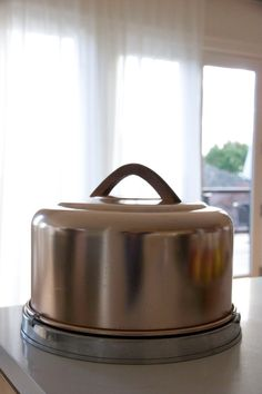 If you saw this out you know there was a special cake in it and that you probably were not getting any of it.