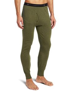 Duofold Men's Mid Weight Double Layer Thermal Pant XX-Large Olive Heather *** Click photo for even more information. (This is an affiliate link). Mens Outdoor Clothing, Thermal Pants, Hiking Gear, Outdoor Outfit, Active Wear For Women, Underwear, Pajama Pants, Sweatpants, Hoodies