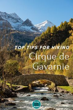 Find out all you need to know about this easy hike to the Cirque de Gavarnie in the French Pyrenees #hikingcirquedegavarnie #visitcirquedegavarnie #hikingfrance #hikingpyrenees Hiking Norway, Hiking Europe, Mont Blanc Hike, Hiking Wear, Travel Workout, Hiking Tips, Travel Activities, Pyrenees, Hiking Equipment