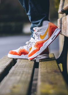 0ebde1574e82 Nike Air Tech Challenge II QS (via Kicks-daily.com) Hypebeast