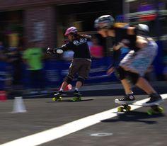 Skate - slalom - 5