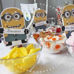 Porque Sim!: Festa Minions