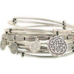 love, love, love Alex and Ani bracelets!