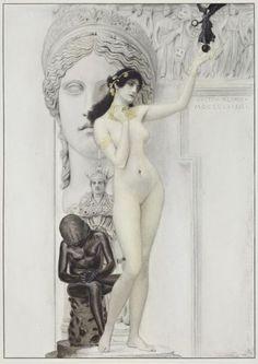 Gustav Klimt - 1889