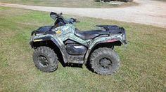 2010 Can-Am OUTLANDER MAX 800R 4-Wheeler , Camo, 1,958 miles for sale in wittenberg, WI