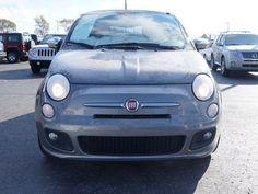 2012 Fiat 500, 44,975 miles, $9,888.