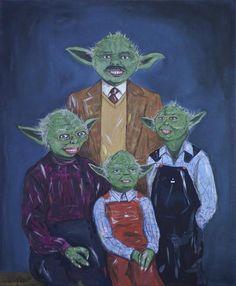 yoda family