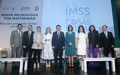 IMSS anuncia reglas que benefician a 273,000 mujeres