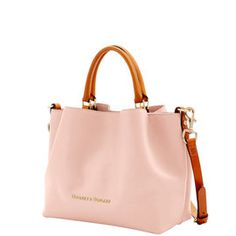 Dooney & Bourke | Spring Hues |  City Barlow   Blush | Blush Handbag | Blush Accessory | Blush Accessories | Blush Purse | Fashion | Style