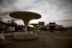 Modern Plaza by Mr A, via 500px