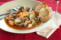 Linguine with Red Clam Sauce | Whole Foods Market