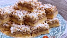 kto má rad jablkovo orechové koláčiky tak si príde na svoje. Baking Recipes, Cookie Recipes, Dessert Recipes, Pecan Pie Muffins, Snickers Cake, Kolaci I Torte, Croatian Recipes, No Cook Desserts, Russian Recipes