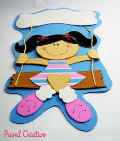 como fazer enfeite porta eva decoracao quarto menina (2)