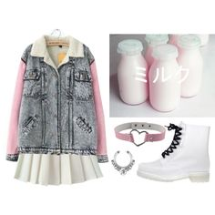 Pinky milk