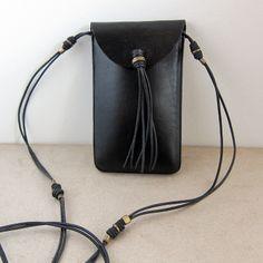 Task New York — Caravana Montaecristo LARGE leather treasure purse