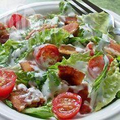Photo de recette : Salade BLT