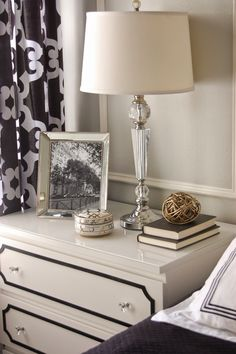 Classic Style Home: Master Bedroom Update: White Duvet Alternative