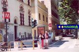 Rome Hotel - Map Pensione Paradise - Saint Peter's Square Vatican