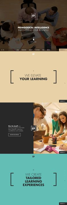 Very Up (More web design inspiration at topdesigninspiration.com) #design #web #webdesign #inspiration #sitedesign #responsive